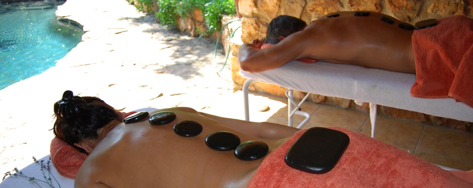 Japanese Hot Stone Massage